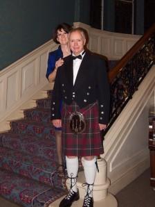 Craig & Sue - Edinburgh 2011